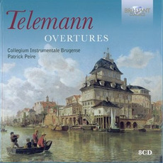 Overtures mp3 Artist Compilation by Georg Philipp Telemann