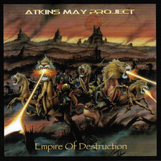 Empire of Destruction mp3 Album by Atkins/May Project