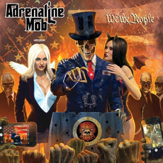 We the People mp3 Album by Adrenaline Mob