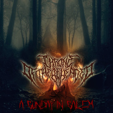 A Sunday In Salem mp3 Album by Throne Of The Beheaded