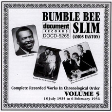 Complete Recorded Works, Vol. 5: (1935-1936) by Various Artists
