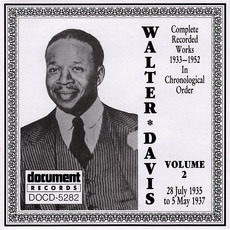 Complete Recorded Works, Vol. 2: (1935-1937) mp3 Artist Compilation by Walter Davis