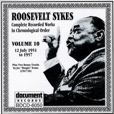 Complete Recorded Works, Vol. 10: (1951-1957) by Roosevelt Sykes