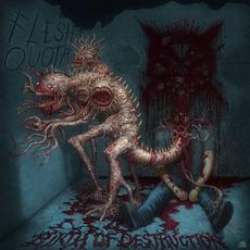 Birth of Destruction mp3 Album by Flesh Quota
