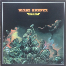 Hunted mp3 Album by Blade Runner