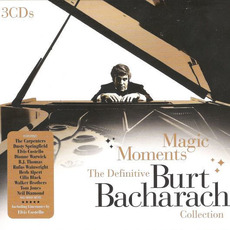 Magic Moments: The Definitive Burt Bacharach Collection mp3 Compilation by Various Artists