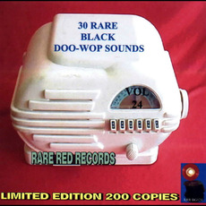 30 Rare Black Doo-Wop Sounds, Vol. 24 by Various Artists