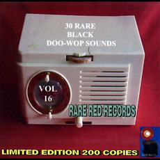 30 Rare Black Doo-Wop Sounds, Vol. 16 by Various Artists