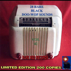 28 Rare Black Doo-Wop Sounds, Vol. 42 by Various Artists