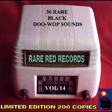30 Rare Black Doo-Wop Sounds, Vol. 14 by Various Artists