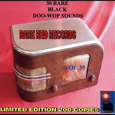 30 Rare Black Doo-Wop Sounds, Vol. 35 by Various Artists