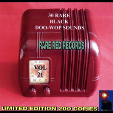 30 Rare Black Doo-Wop Sounds, Vol. 21 by Various Artists