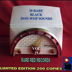 30 Rare Black Doo-Wop Sounds, Vol. 25 by Various Artists