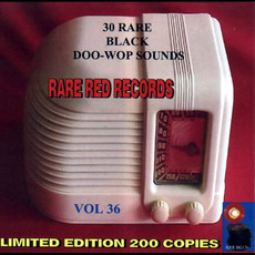 30 Rare Black Doo-Wop Sounds, Vol. 36 by Various Artists