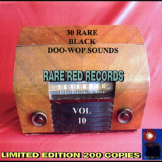 30 Rare Black Doo-Wop Sounds, Vol. 10 by Various Artists
