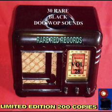 30 Rare Black Doo-Wop Sounds, Vol. 28 by Various Artists