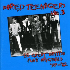 Bored Teenagers, Volume 3 mp3 Compilation by Various Artists
