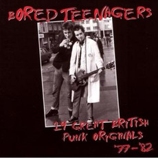 Bored Teenagers mp3 Compilation by Various Artists
