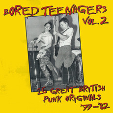 Bored Teenagers, Volume 2 mp3 Compilation by Various Artists
