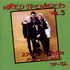 Bored Teenagers, Volume 5 by Various Artists
