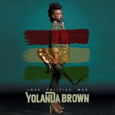 Love Politics War mp3 Album by YolanDa Brown