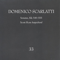 The Complete Keyboard Sonatas, CD33 mp3 Artist Compilation by Domenico Scarlatti