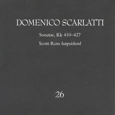 The Complete Keyboard Sonatas, CD26 mp3 Artist Compilation by Domenico Scarlatti
