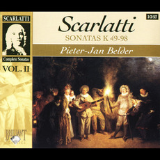 Complete Sonatas, Volume II: Sonatas K 49-98 by Domenico Scarlatti