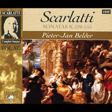 Complete Sonatas, Volume XII: Sonatas K 520-555 by Domenico Scarlatti