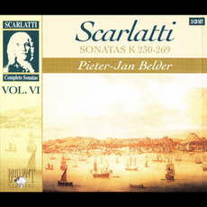 Complete Sonatas, Volume VI: Sonatas K 230-269 by Domenico Scarlatti