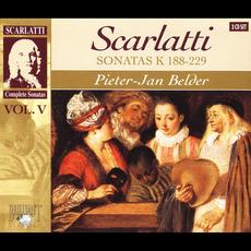 Complete Sonatas, Volume V: Sonatas K 188-229 by Domenico Scarlatti