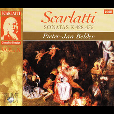 Complete Sonatas, Volume X: Sonatas K 428-475 mp3 Artist Compilation by Domenico Scarlatti