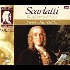 Complete Sonatas, Volume VIII: Sonatas K 318-371 by Domenico Scarlatti