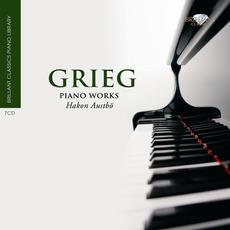 Piano Works (Håkon Austbø) mp3 Artist Compilation by Edvard Grieg