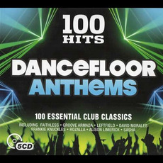 100 Hits: Dancefloor Anthems mp3 Compilation by Various Artists