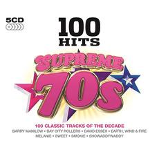 100 Hits: Supreme 70s