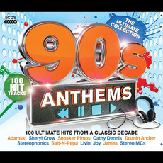 The Ultimate Collection: 90s Anthems mp3 Compilation by Various Artists