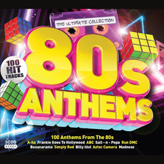 The Ultimate Collection: 80s Anthems mp3 Compilation by Various Artists