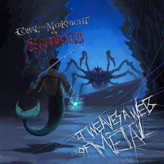 It Weaves a Web of Metal mp3 Album by Coral the Merknight vs. SEARANTULA