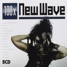 100x New Wave by Various Artists