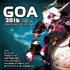 GOA 2016, Vol. 2 by Various Artists