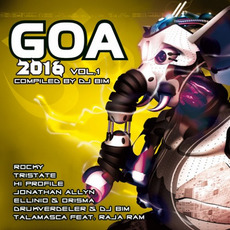 GOA 2016, Vol. 1 by Various Artists