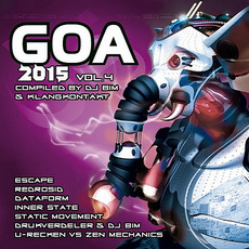 GOA 2015, Vol. 4 by Various Artists