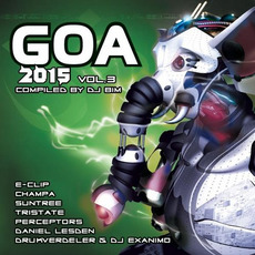 GOA 2015, Vol. 3 mp3 Compilation by Various Artists