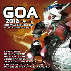 GOA 2016, Vol. 4 by Various Artists
