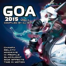 GOA 2015, Vol. 1 by Various Artists