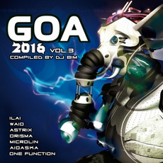 GOA 2016, Vol. 3 by Various Artists