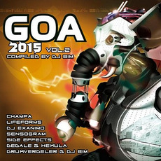 GOA 2015, Vol. 2 by Various Artists