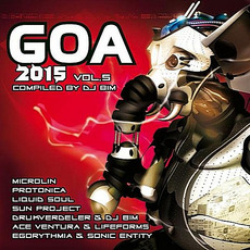 GOA 2015, Vol. 5 mp3 Compilation by Various Artists