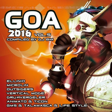 GOA 2016, Vol. 5 mp3 Compilation by Various Artists